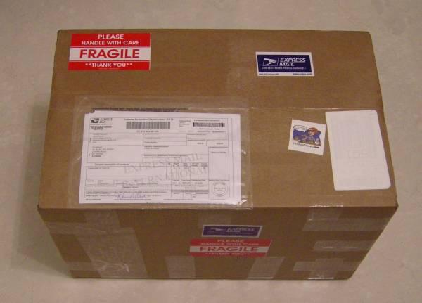 USPS box