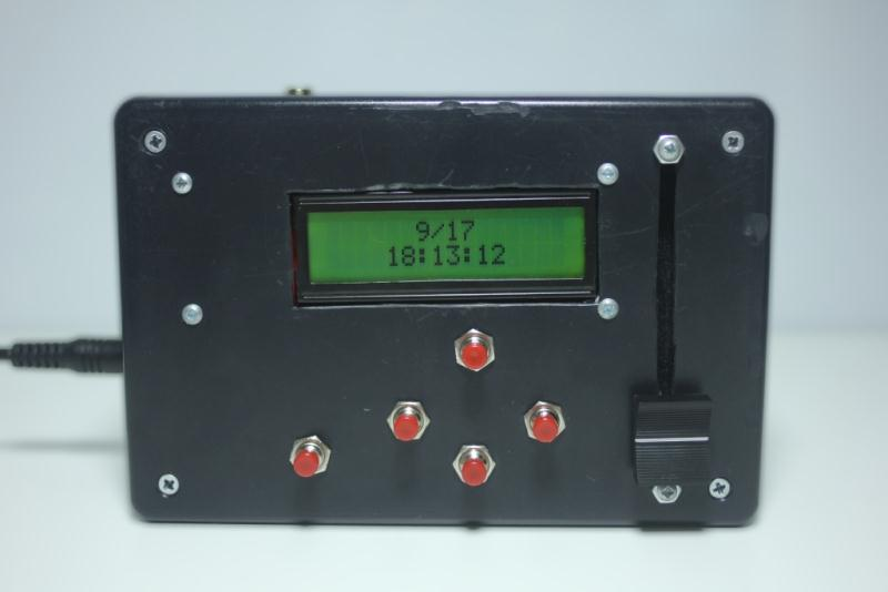 The Turing Alarm. Based on Nick Johnson's PIC
