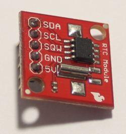 Sparkfun RTC module
